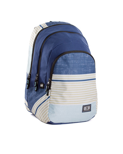 Drainer Backpack - Blue