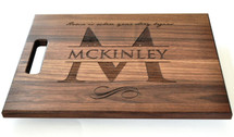 Berkshire Hathaway Cutting Board