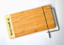 Bamboo Cheese Slicer Style 2
