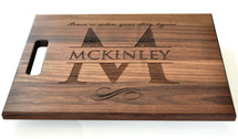 Movement Mortgage Whearty Cutting Board