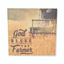God bless the farmer