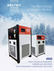 "Keltec Technolab Refrigerated Air Dryer 1500 acfm 460/3/60V 4"" NPT"