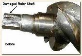 air end rotor