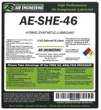 SHE-46-330 - COMPRESSOR LUBRICANT