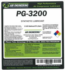00064-055 - Compressor Lubricant - PALLUBE 32 - 55 GAL