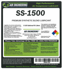 SS-1500-330 - Compressor Lubricant