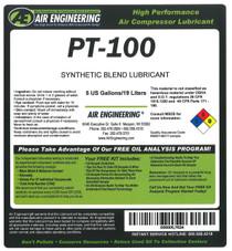 PT-100-5 - Compressor Lubricant - 5 GAL