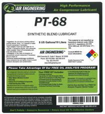 PT-68-5 - Compressor Lubricant - 5 GAL
