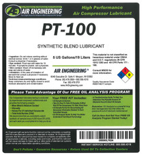 PT-100-55 - Compressor Lubricant - 55 GAL