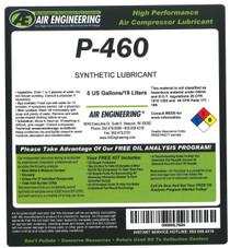 P-460-330 - COMPRESSOR LUBRICANT