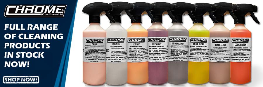 Chrome CP Pink Polish for Trucks