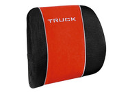 Lampa Truck Seat Lumbar support - Red