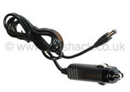 Portable TV power lead - 2.5mm DC plug