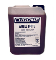 Chrome Wheel Brite 5 Litre Container