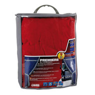 Lampa Premier Truck Curtain Set Red/White