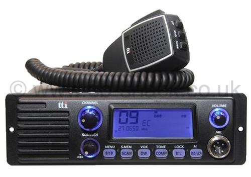 TTI 1100 - The CB Shack