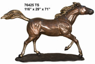 Galloping Stallion - D