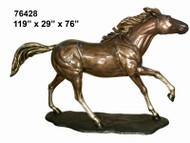 Galloping Stallion - E