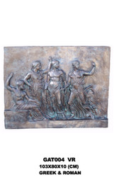Greco-Roman Wall Relief - Final Sale