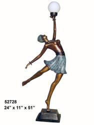Art Deco Lamp - Final Sale
