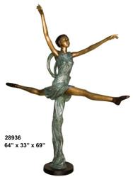 Ballerina - Leaping