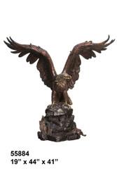 """Eagle Landing - 41"""" Design"""