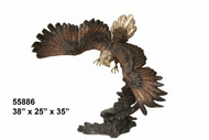 "Swooping Eagle - 38"" Design"