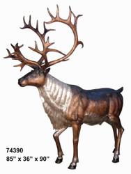 Standing Reindeer [Caribou]