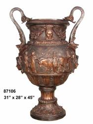 """Greco-Roman Urn - 45"""" Design"""