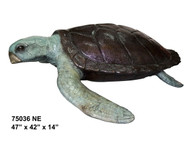 Sea Turtle - Special Patina, Style NE