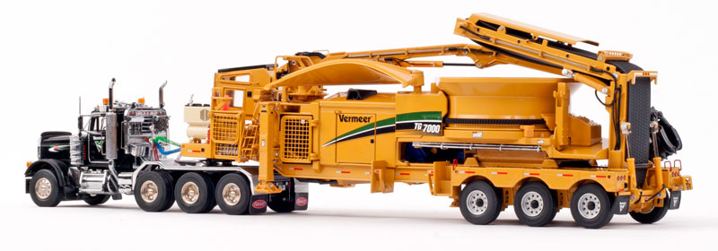 Vermeer Tubgrinder scale model developed in 2009