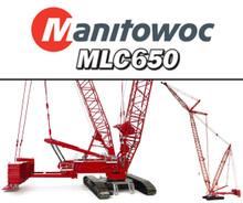 "84"" Manitowoc MLC650"