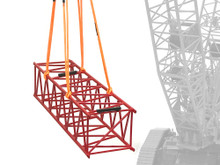 Manitowoc 16000 40' Boom Section Lift Kit
