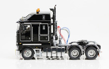 1:50 diecast scale model of Kenworth K200 - Black