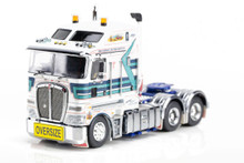 1:50 diecast scale model of Kenworth K200 - MacTrans