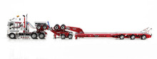 1:50 diecast scale model of Kenworth K200 with Drake 2x8 Dolly & Drake 3x8 Swingwing Low Loader-Higgs
