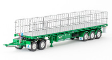 1:50 diecast scale model of MaxiTRANS Freighter Road Train Set - Doolan