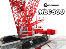Manitowoc MLC300 -ALL CRANE - Lattice-Boom Crawler Crane with VPC™