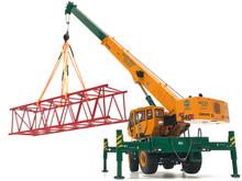 Grove RT540E RoughTerrain Hydraulic Crane - Walter Wright with 16000 Boom lift kit