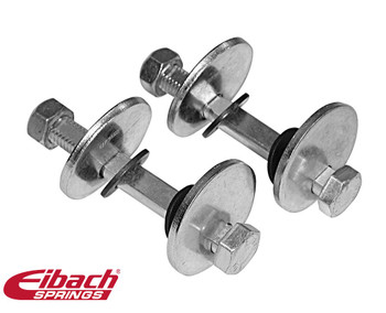 Eibach Pro-Alignment Nut and Plate Kit 5.87385K for the Ford SVT 99-04 Lightning and 02-03 Supercharged Harley Davidson