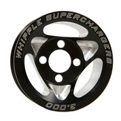 Whipple 8 Rib Supercharger Blower Pulley - Ford Lightning