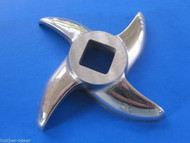 #52 size Meat grinder knife cutter Blade for Hobart Biro Berkel etc