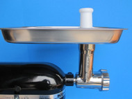 The Original STAINLESS STEEL Meat Grinder Food Chopper Attachment for Kitchenaid Mixer