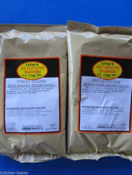 Polish Kielbasa Sausage Seasoning for 50 LBs of meat Venison Pork Deer Beef