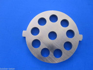 "Meat Grinder plate disc for new FGA KitchenAid Mixer Food Chopper 5/16"" holes"
