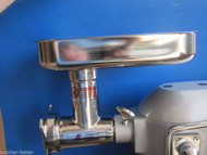 Meat Grinder for Commercial dough mixer fits Hobart Legacy Titan Globe Doyon etc