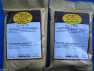 Hot COWBOY BLEND  for 50 LBS  BREAKFAST Pan Sausage Seasoning from AC Leggs