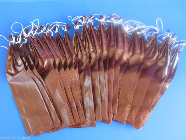 25 X 2 Lb Pcs Long Fibrous Casings Casing For 50 Lbs Of