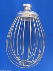 12 Quart Wire Whip for Hobart a120 & a-120t a120 bakery dough mixer