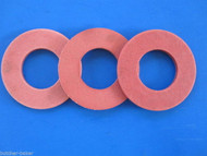 "(3) #32 Fiber Washer for Hobart Meat Grinder Worm Auger w/ 3/4"" sq drive"